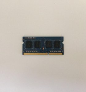 Оперативная память hynix 2гб