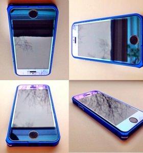 Защитные стёкла для iPhone 4/4S/ 5/ 5S/6/ 6S, 7.