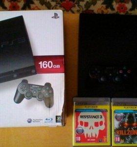 Игровая консоль SONY PS3