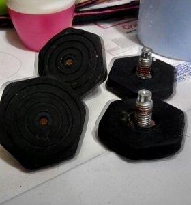 Ножки для стиральных машин