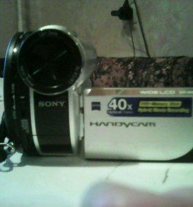 Видеокамера Sony DCR DVD610E