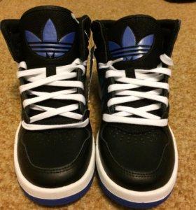 Кеды на мальчика Adidas