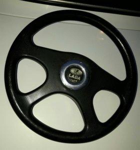 Рулевое колесо.