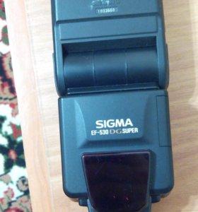 внешняя вспышка Sigma