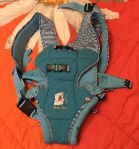 Слинг -рюкзак ,сумка-переноска для детей