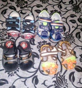 Обувь детская от 17-22 размера