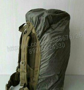 Рюкзак станковый 65 литров олива