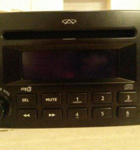 Головное устройство Vortex Tingo 2011 (Chery Tigo)