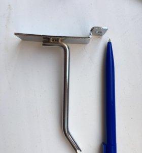 Крючки для эконом панелей (100мм)