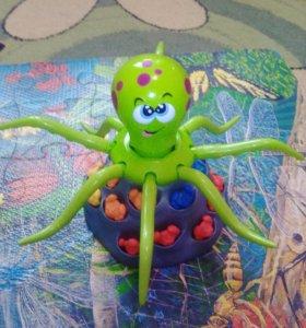 Игрушка осминог Жоли