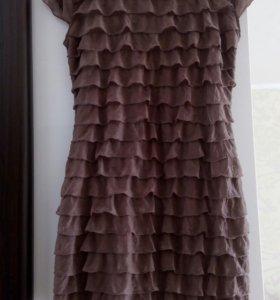 Платье коктейльное, р.42-44