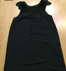 Платье - сарафан на подкладе