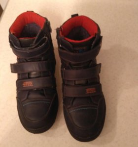 Ботинки зима- осень