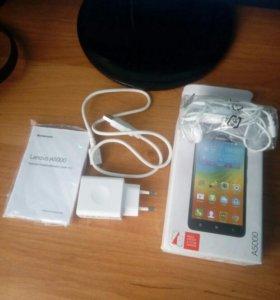 Смартфон Lenovo A5000