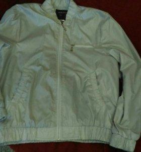 Куртка легкая 48р