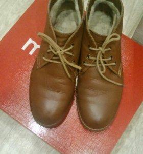 Зимние ботиночки 37