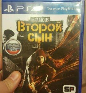Infamous PS4