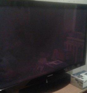 Телевизор самсунг 3 д торг возможен..