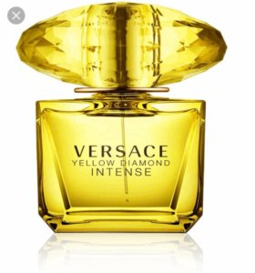 Versace Yellow Diamond Intense Тестер
