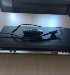 DVD-плеер Samsung P-370K с караоке