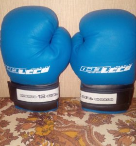 Боксерские перчатки подростковые(торг.)
