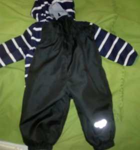 Куртка baby Go и полукомбез Tokka Tribe