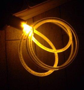 Светящийся провод