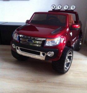 Новый электромобиль Ford ranger