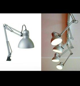 Настольные рабочие лампы