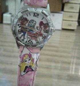Часы для девочки 6-10 лет
