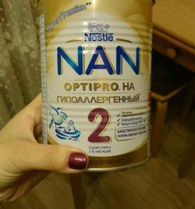 Детская смесь NAN 2