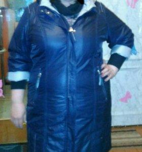 Пальто демисезонное(болонь)
