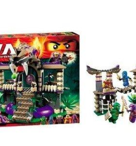 Конструктор Bela аналог LEGO Ninjago