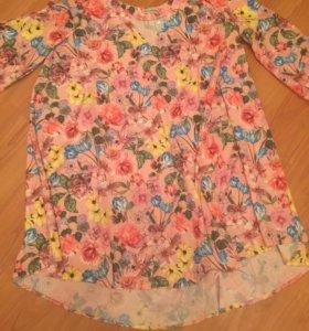 Новая рубашка- туника