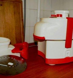 Электросоковыжималкаа-шинковка
