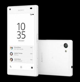 Смартфон SONY Z5 compact white