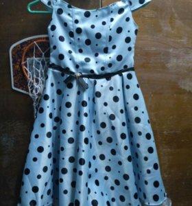 Платье (8-10)лет