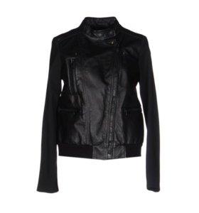 Новая кожанная куртка Replay