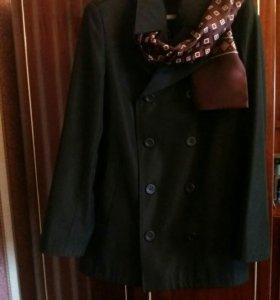 куртка - плащ стильный мужской новый
