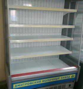 Холодильные витрины(оборудование)