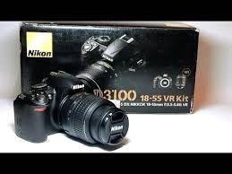 Nikon d 3100 vr kit 18-55