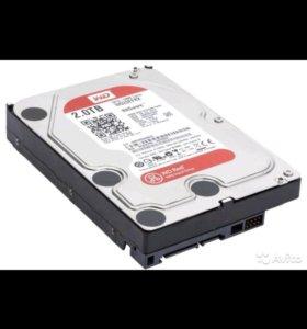 Жесткие диски 3 tb, 2 tb, 1.5 tb, 750 gb