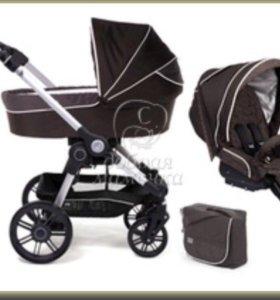 Детская коляска 2 в 1 Teutonia Be You