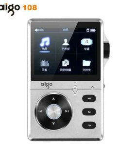 Hi-Fi плеер Aigo 108 новый