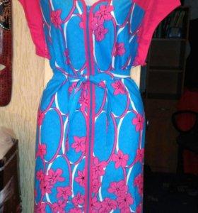 Халаты, туники, платья