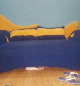 Купи диван, шторы в подарок