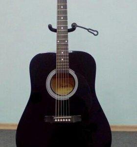 Акустическая гитара Squier by Fender SA-105BK