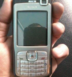 Телефон NOKIA N70