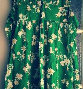 Lindex летнее хлопковое платье