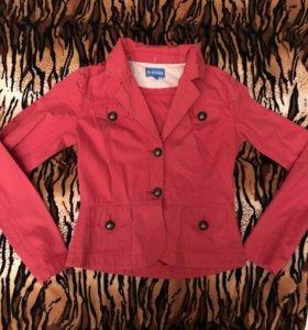 Куртка пиджак как новый